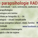 Cabinet de parapsihologie RADU BOTEZ