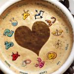 Cu zodiile la cafea
