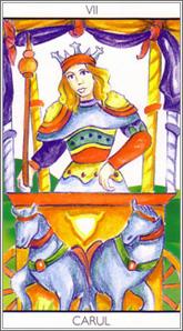 Mesajul tarotului pentru luna OCTOMBRIE