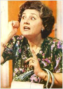 Tamara Buciuceanu-Botez – Doamna comediei romanesti