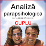 Analiza parapsihologica CUPLU