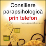 Consiliere parapsihologica prin telefon