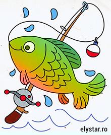"""""""Peştii se prind cu undiţa, oamenii cu vorba"""""""
