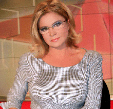 Cristina Ţopescu – cu Soarele în Rac şi Luna în Scorpion
