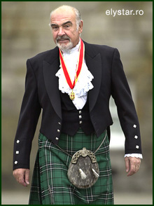 Sir Sean Connery – cel mai sexy barbat al secolului XX  portret parapsihologic