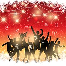 Cum vor petrece zodiile de sărbători?