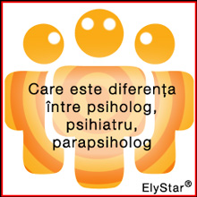 Care este diferenţa între psiholog, psihiatru, parapsiholog