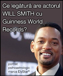 Ce legătură are actorul WILL SMITH cu Guinness World Records?
