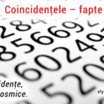 Coincidenţele – fapte întâmplătoare?