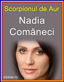 Scorpionul de Aur – Nadia Comăneci