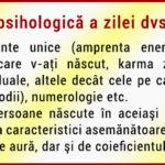 Analiză parapsihologică a zilei dvs. de naştere