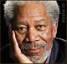 MORGAN FREEMAN – portret parapsihologic