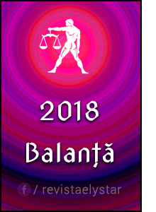 Horoscop 2018 – BALANTA