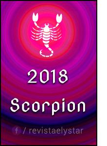 Horoscop 2018 – SCORPION