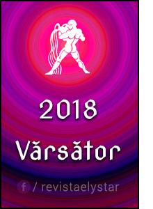 Horoscop 2018 – VARSATOR