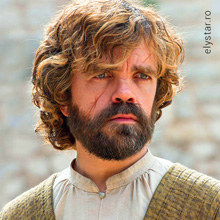 PETER DINKLAGE  a.k.a. TYRION LANNISTER