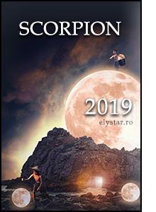 Horoscop 2019 – SCORPION