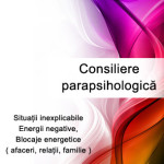 Consiliere parapsihologică – situaţii inexplicabile