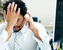 Ce poate cauza un job (serviciu) nepotrivit?