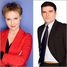 Jurnalisti la ordinea zilei : Dana Grecu si Radu Tudor