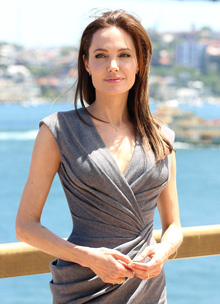 Angelina Jolie – Ambasador al Bunavointei