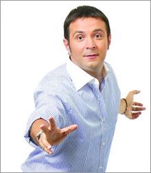 "Daniel Buzdugan – actor la ""teatrul mintii"""