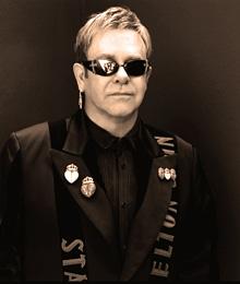 Sir Elton John – semn cardinal