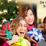 De ce iubim cadourile şi Sărbătorile de iarnă…