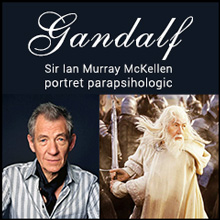 GANDALF – Sir Ian Murray McKellen